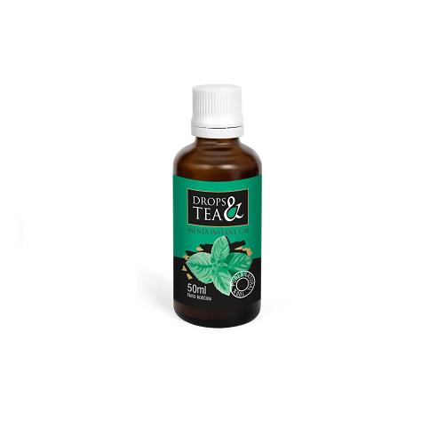 Drops&Tea menta instant čaj